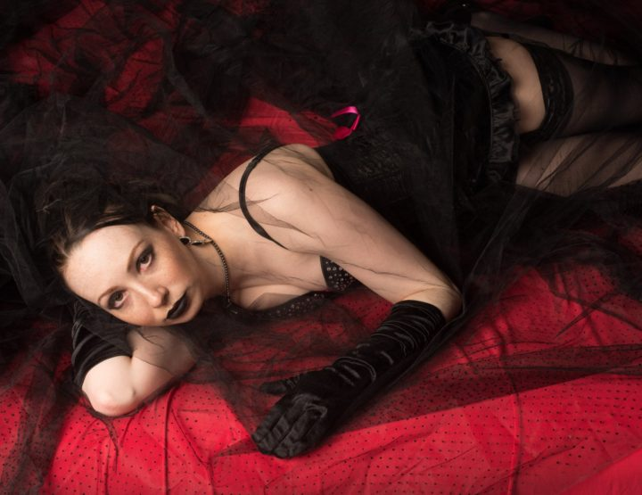 Gothic Pinup